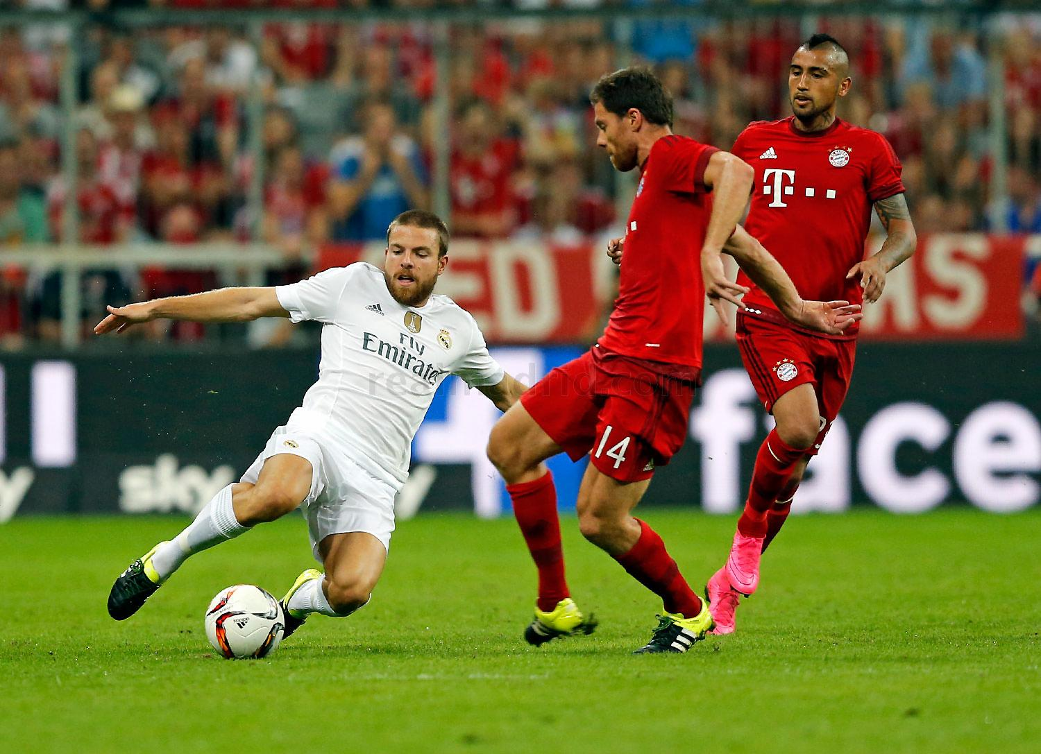 Real Madrid - Real Madrid - FC Bayern München - 05-08-2015