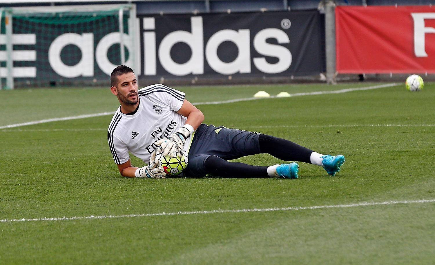 Real Madrid - Entrenamiento del Real Madrid - 08-08-2015