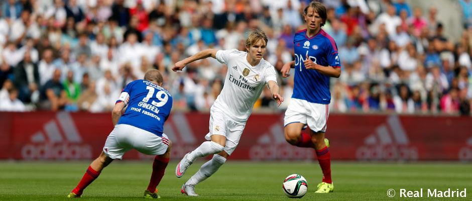 Valerenga - Real Madrid