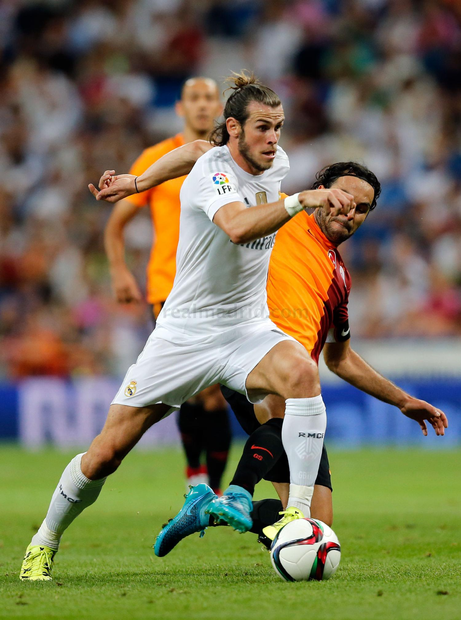 Real Madrid - Real Madrid - Galatasaray - 18-08-2015