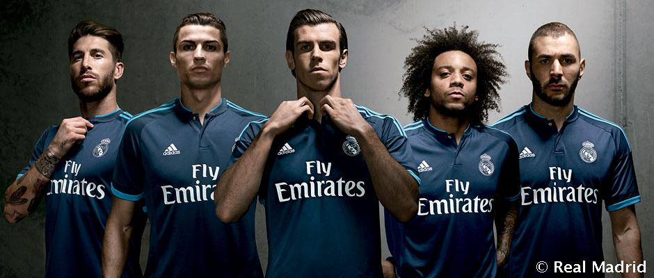 huge discount 0156d d1481 Real Madrid's third strip | Real Madrid CF