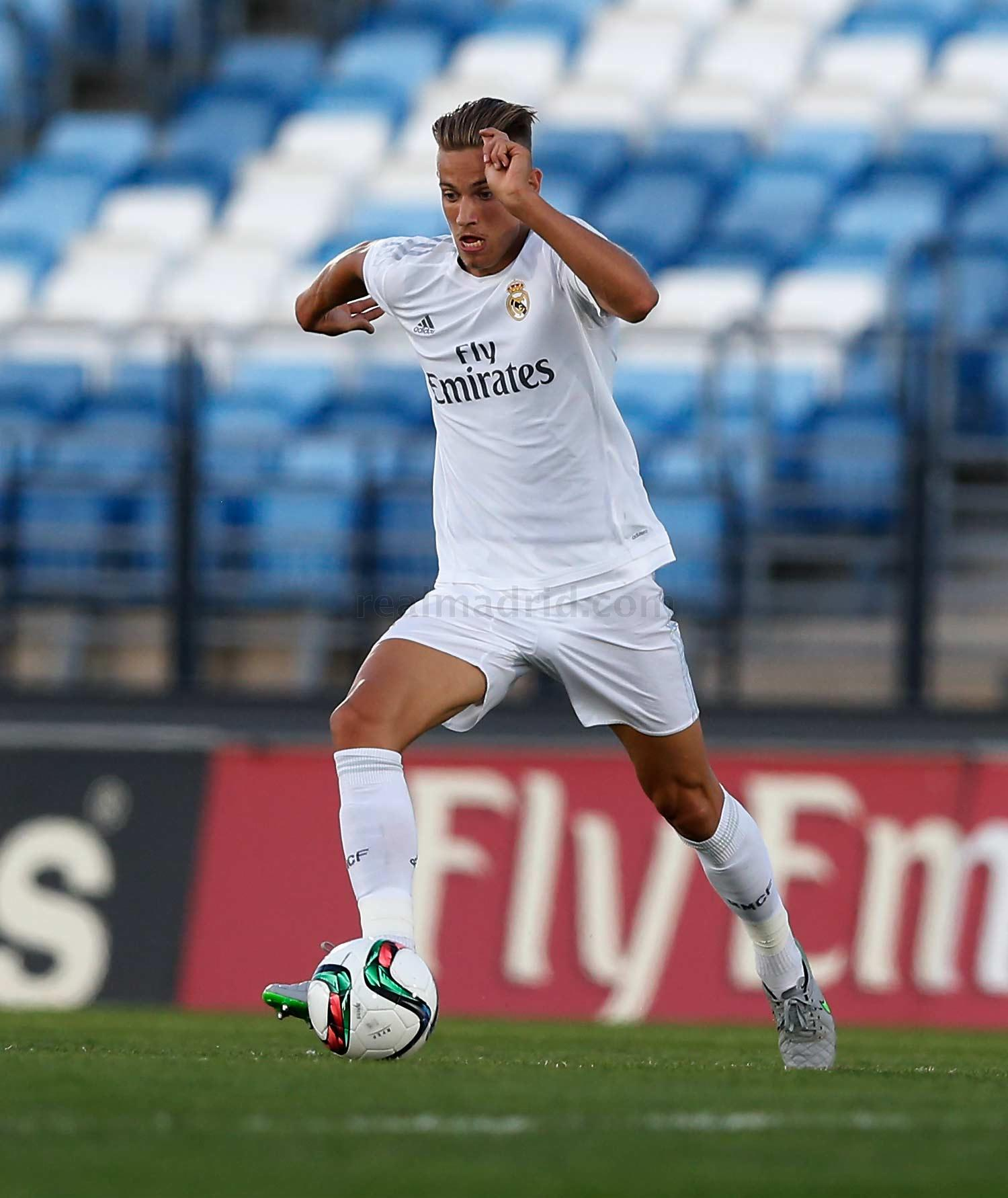 Real Madrid - Castilla - Real Sociedad B - 13-09-2015