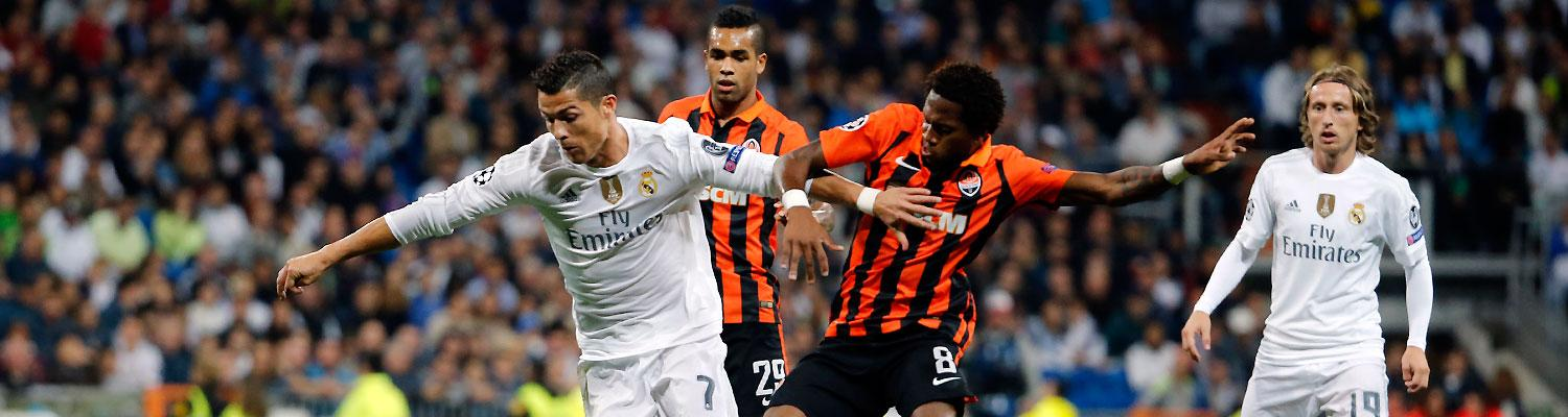 Real Madrid - Shakhtar Donetsk