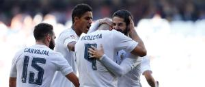 1-0: Benzema grabs winner against Granada to seal fourth straight victory