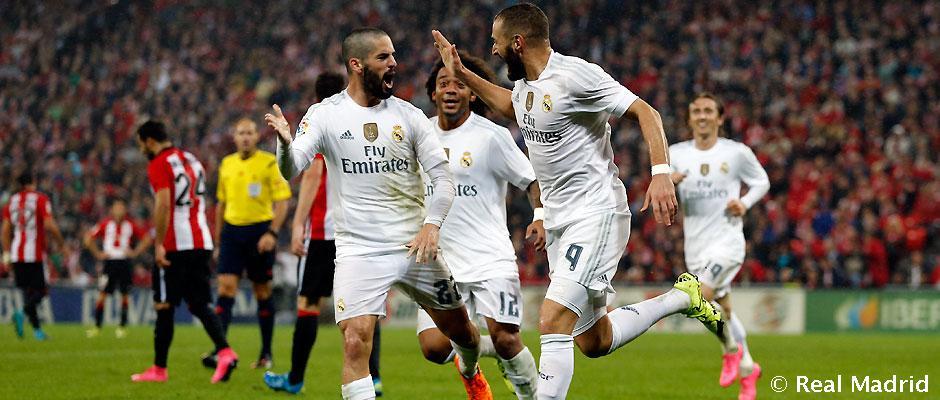 "VIDEO: ""Atletik Bilbao"" - ""Real Madrid"" 1:2"