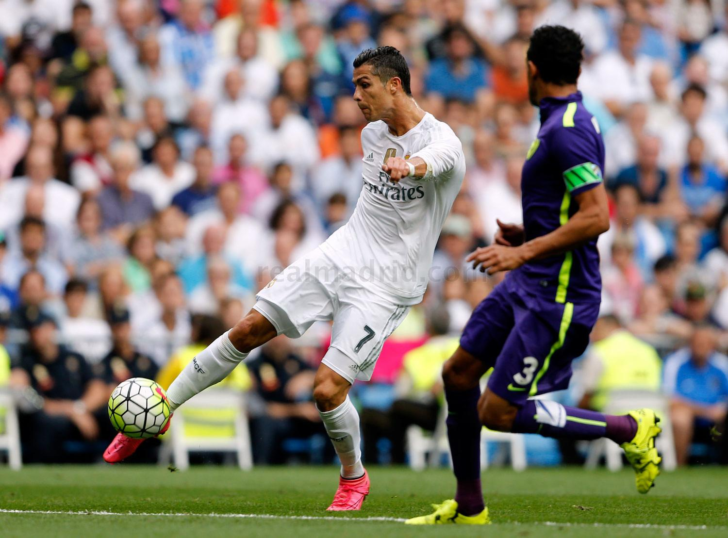 Real Madrid - Real Madrid - Málaga - 26-09-2015