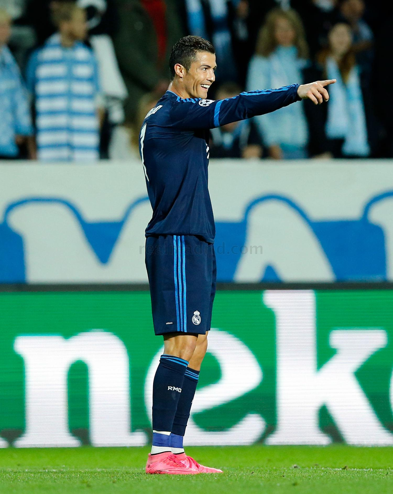Real Madrid - Malmö - Real Madrid - 30-09-2015