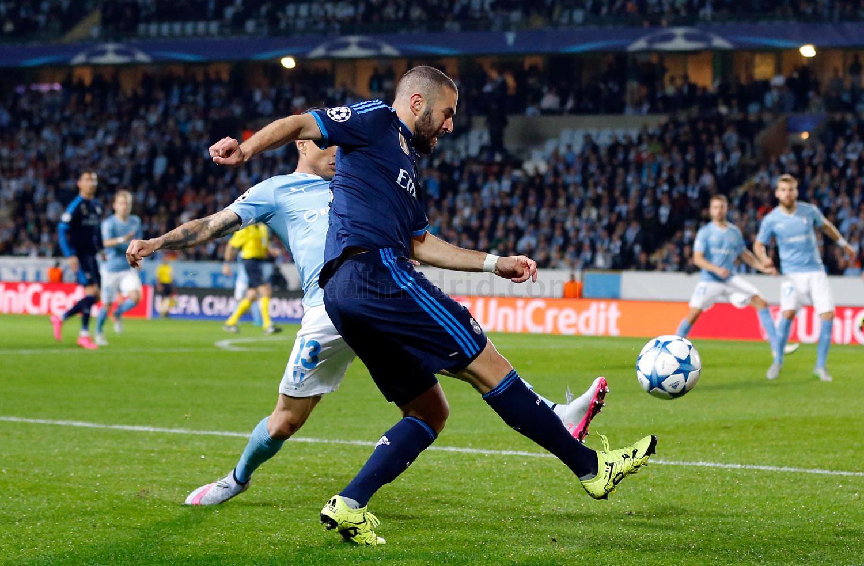 "VIDEO: ""Malmo"" - ""Real Madrid"" 0:2"
