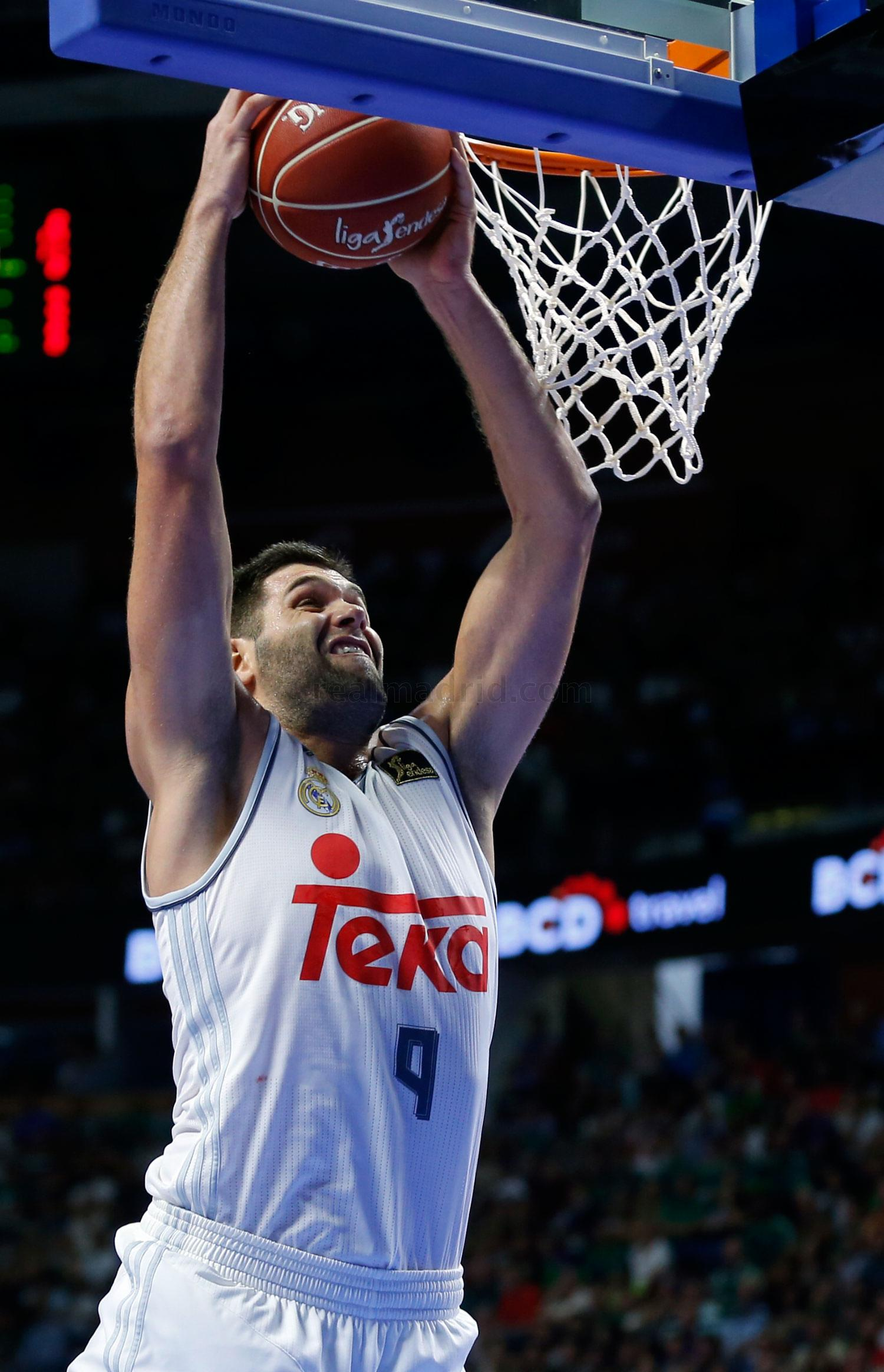 Real Madrid - Unicaja - Real Madrid - 02-10-2015