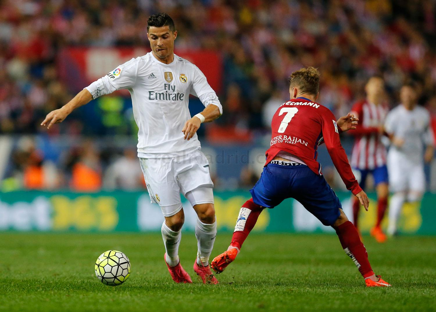 Real Madrid - Atlético de Madrid - Real Madrid - 04-10-2015