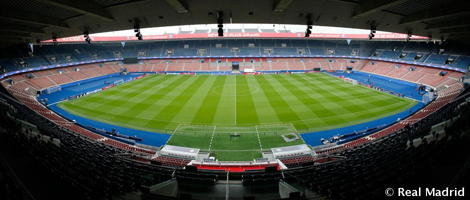 The lowdown on the Parc des Princes   Real Madrid CF