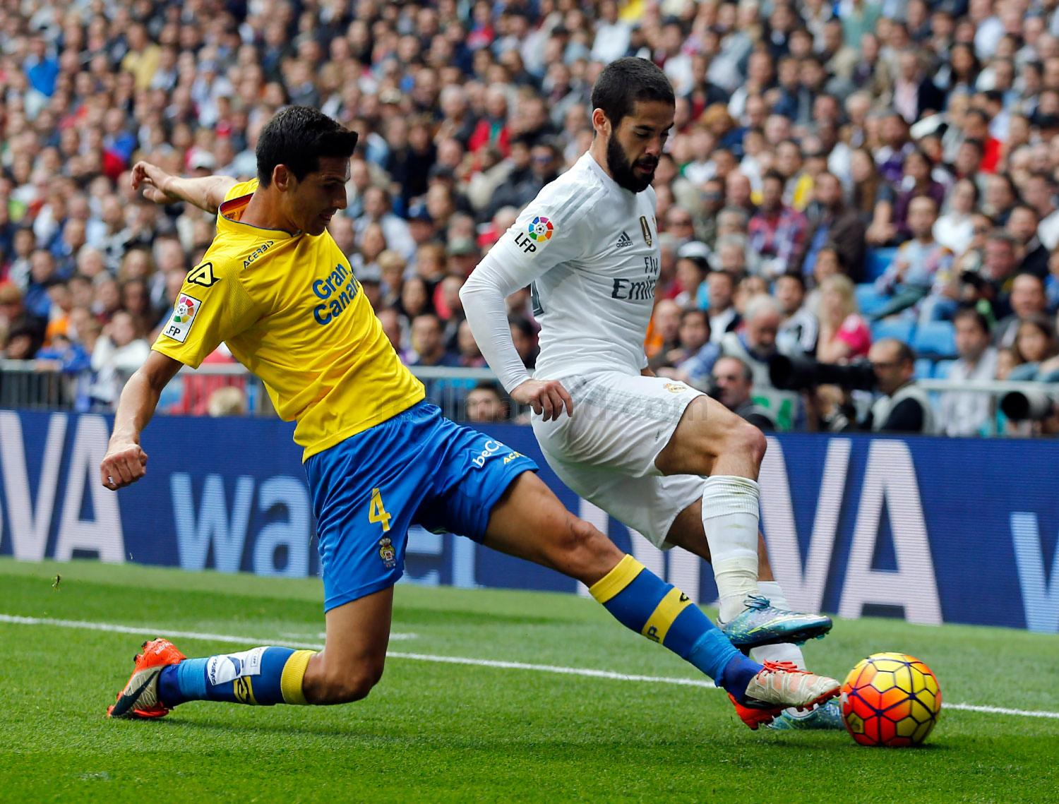 Real Madrid - Real Madrid - Las Palmas - 31-10-2015