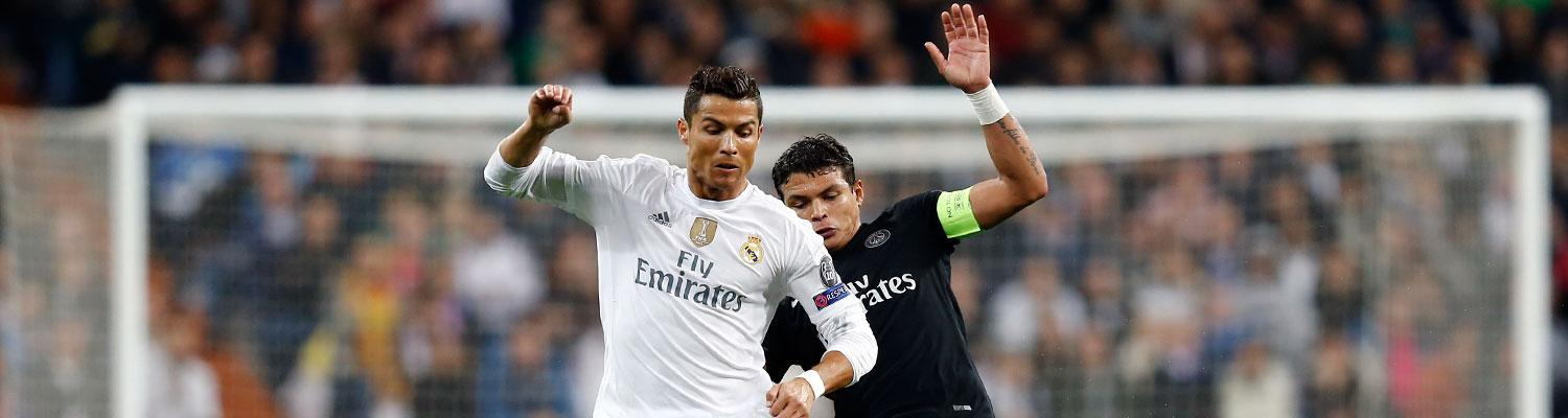 Real Madrid - Paris Saint-Germain