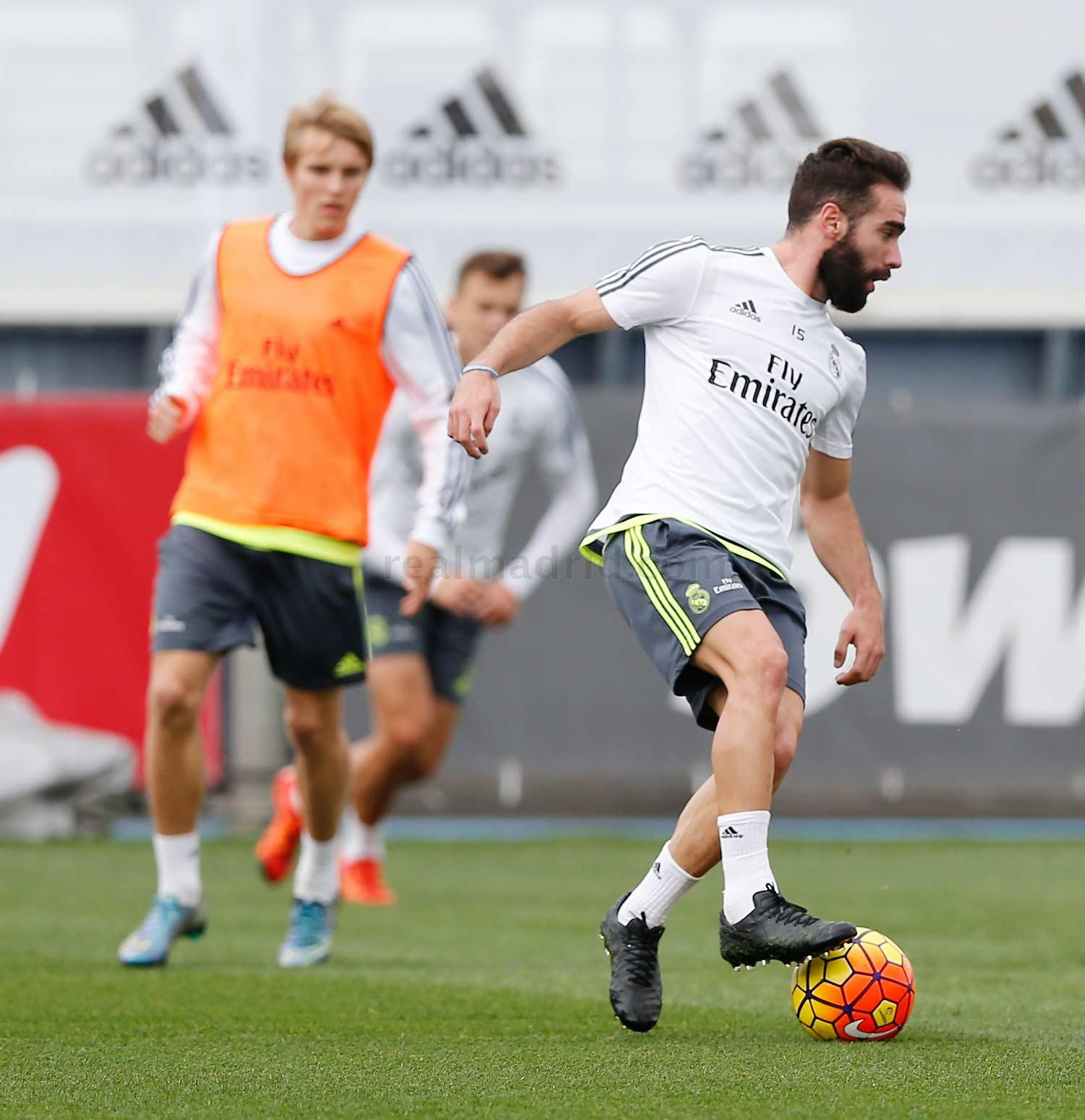 Real Madrid - Entrenamiento del Real Madrid - 05-11-2015