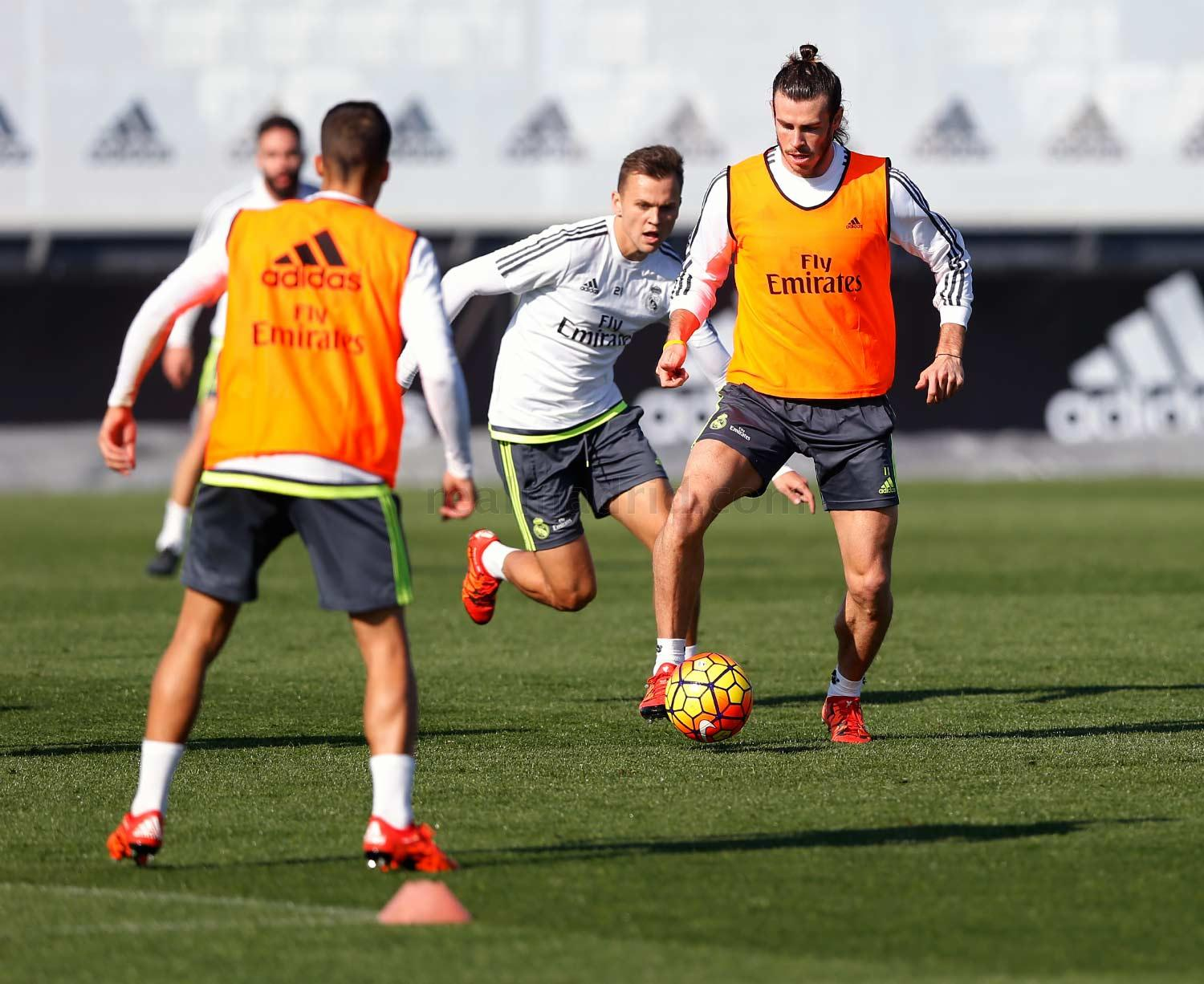 Real Madrid - Entrenamiento del Real Madrid - 06-11-2015