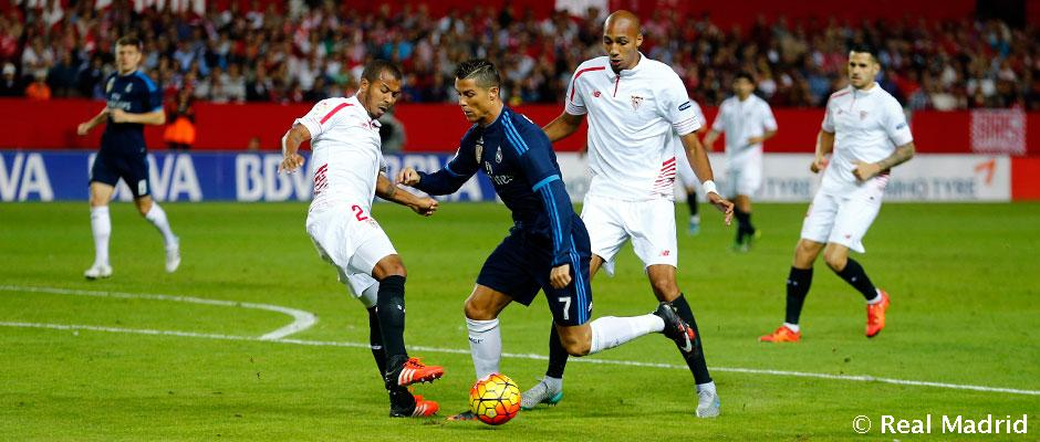 Sevilla - Real Madrid