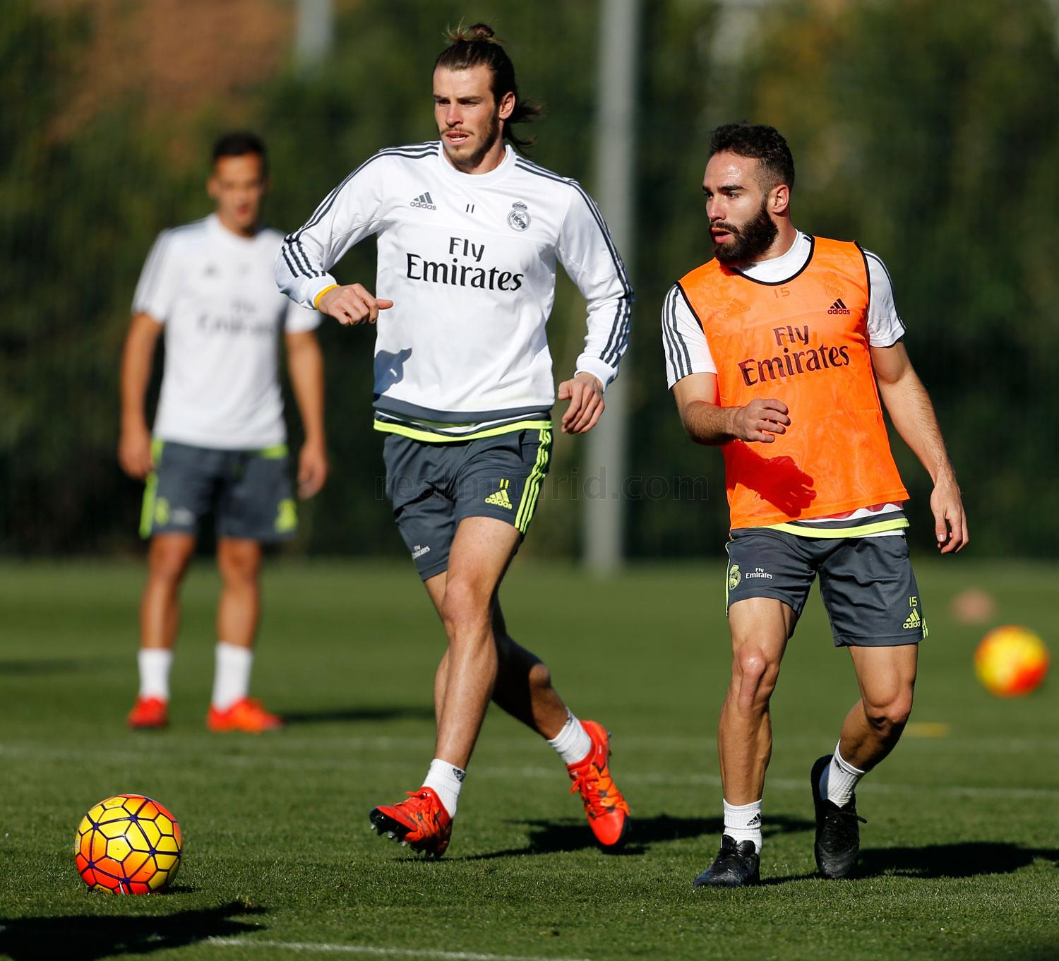Real Madrid - Entrenamiento del Real Madrid - 12-11-2015