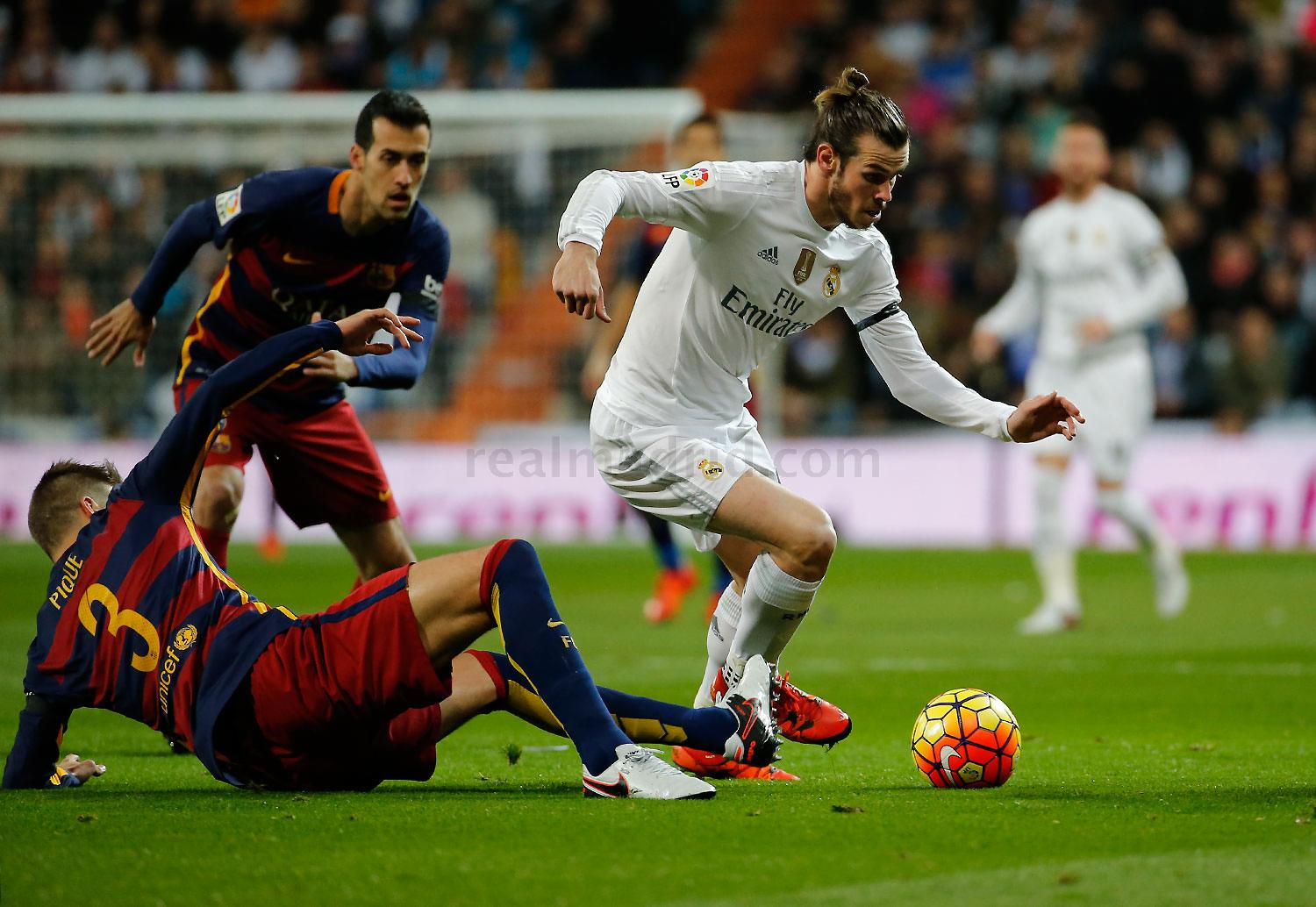 Real Madrid - Real Madrid - Barcelona - 21-11-2015