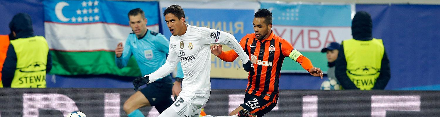 Shakhtar Donetsk - Real Madrid