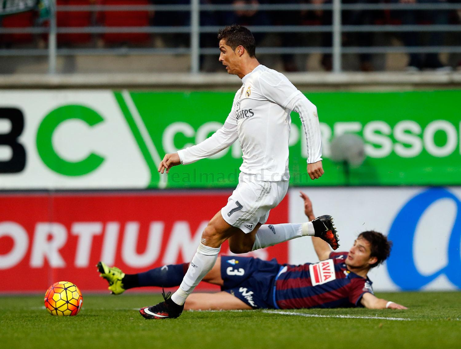 Real Madrid - Eibar - Real Madrid - 29-11-2015