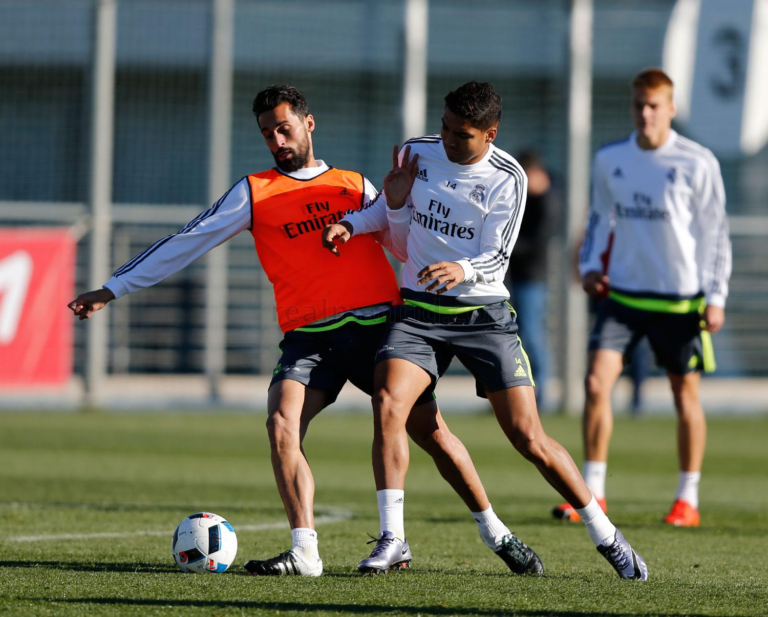 Real Madrid - Entrenamiento del Real Madrid - 30-11-2015