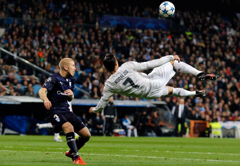 VIDEO: Real Madrid C.F - Malmo 8:0