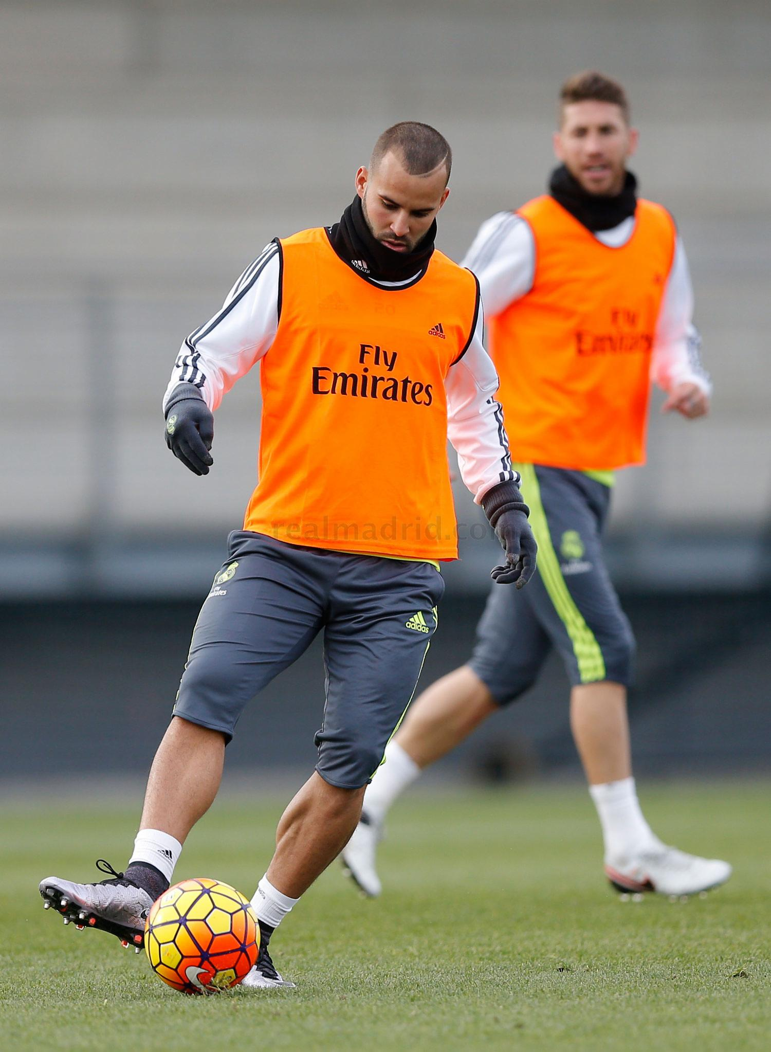 Real Madrid - Entrenamiento del Real Madrid - 12-12-2015