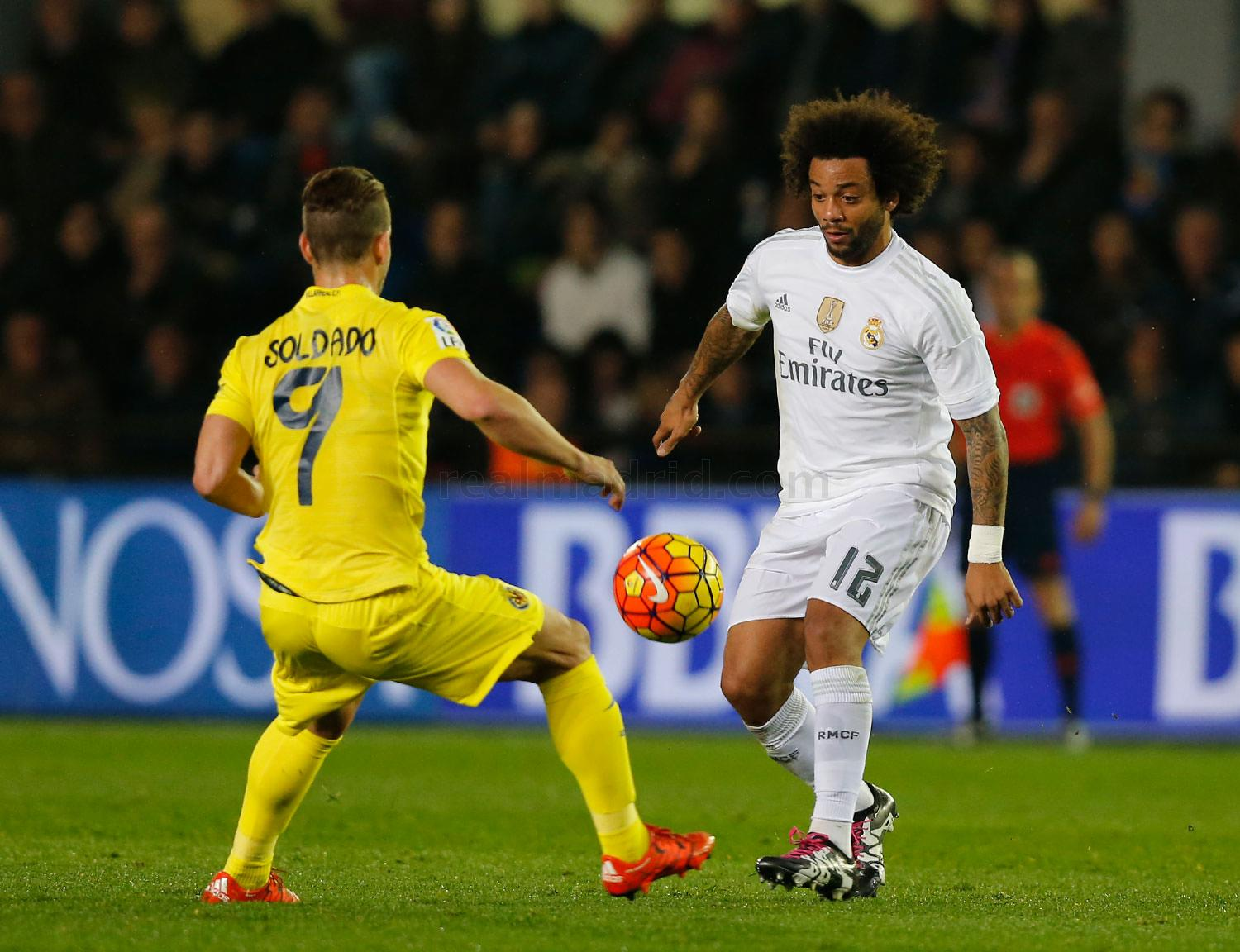 Real Madrid - Villarreal - Real Madrid - 13-12-2015