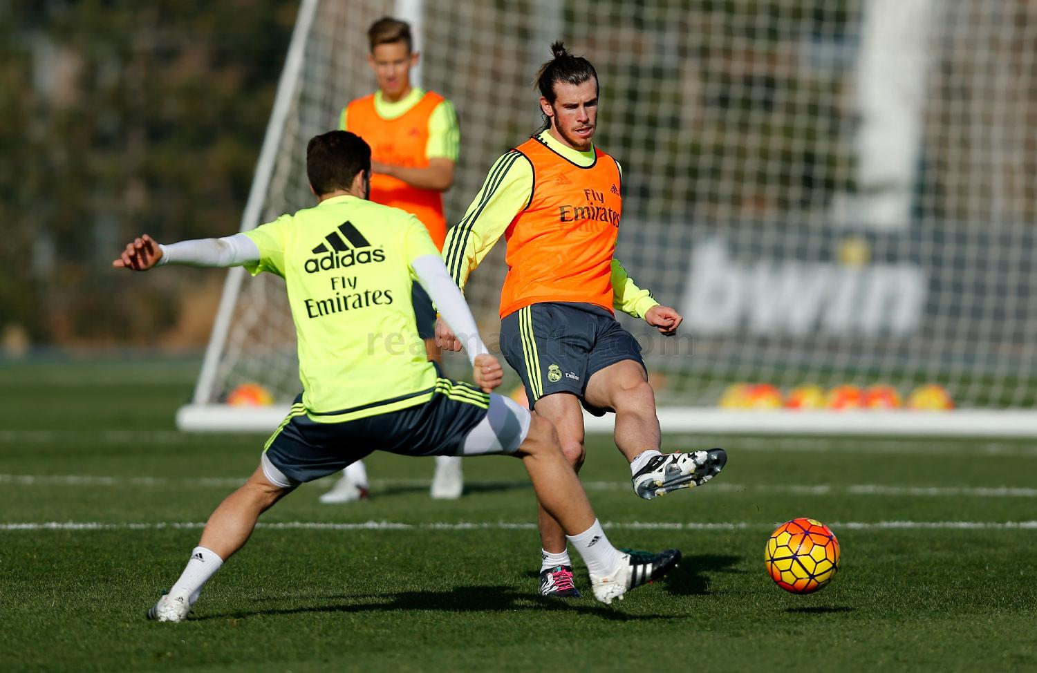 Real Madrid - Entrenamiento del Real Madrid - 16-12-2015