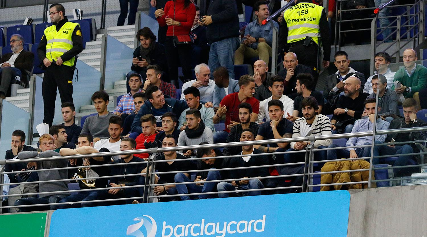 Real Madrid - Real Madrid - Estrasburgo - 18-12-2015