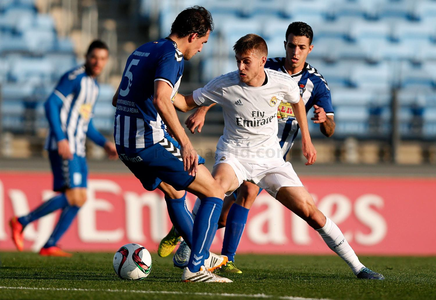 Real Madrid - Real Madrid Castilla - Talavera de la Reina - 19-12-2015