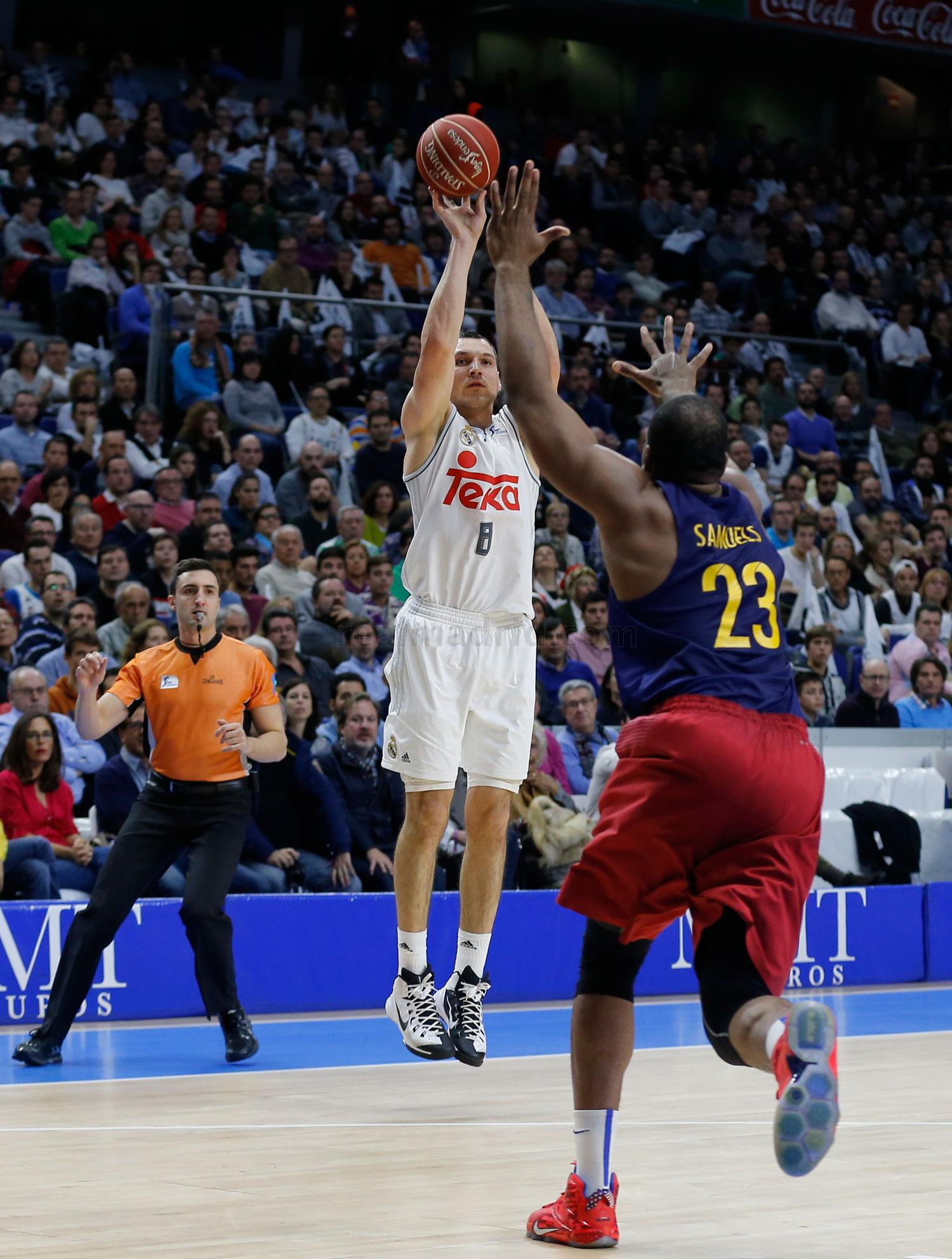 Real Madrid - Real Madrid - Barcelona Lassa - 27-12-2015