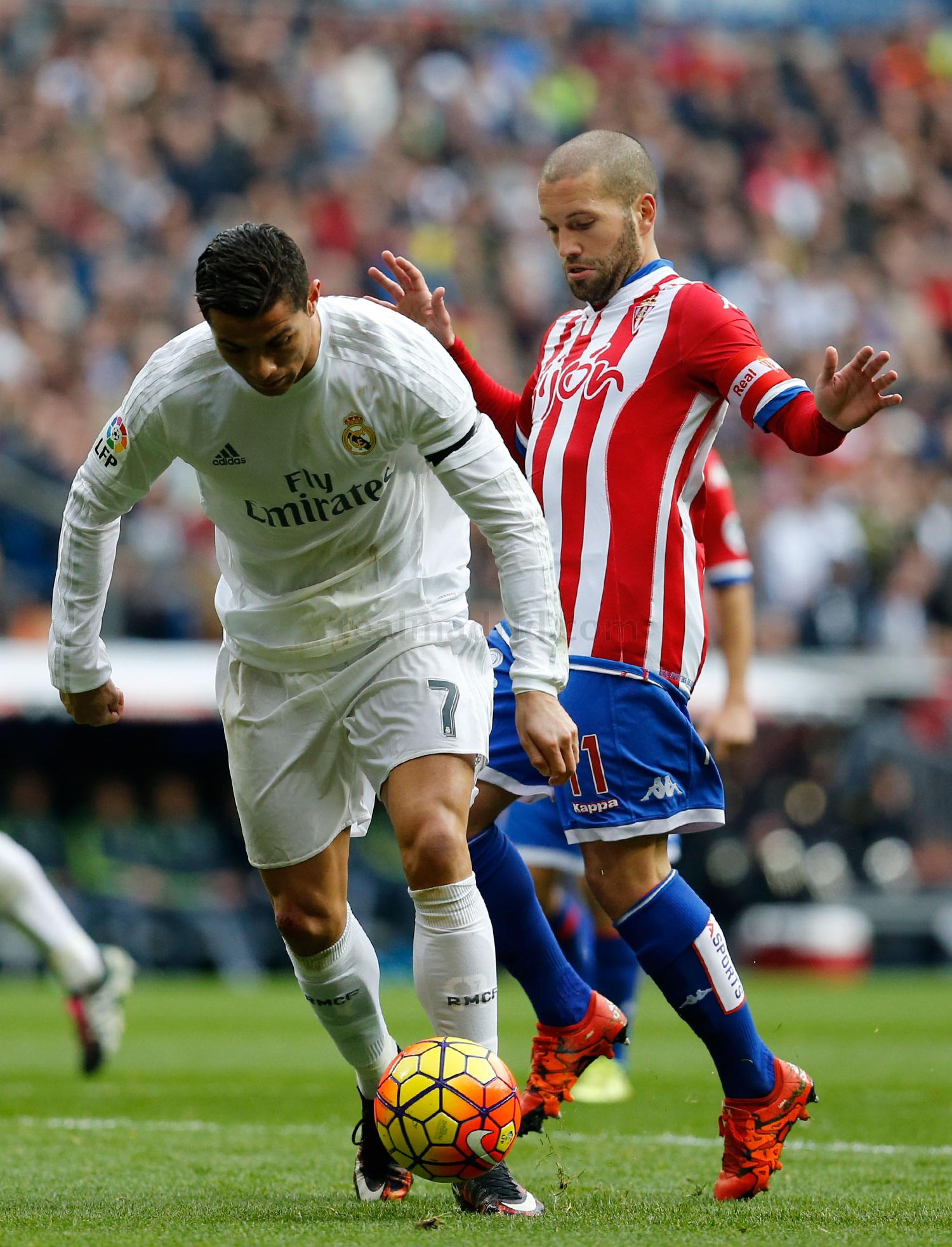 Real Madrid - Real Madrid - Sporting - 17-01-2016