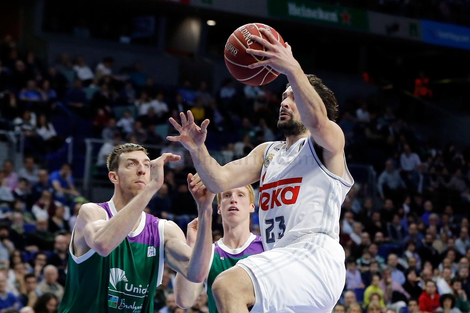 Real Madrid - Real Madrid - Unicaja - 24-01-2016