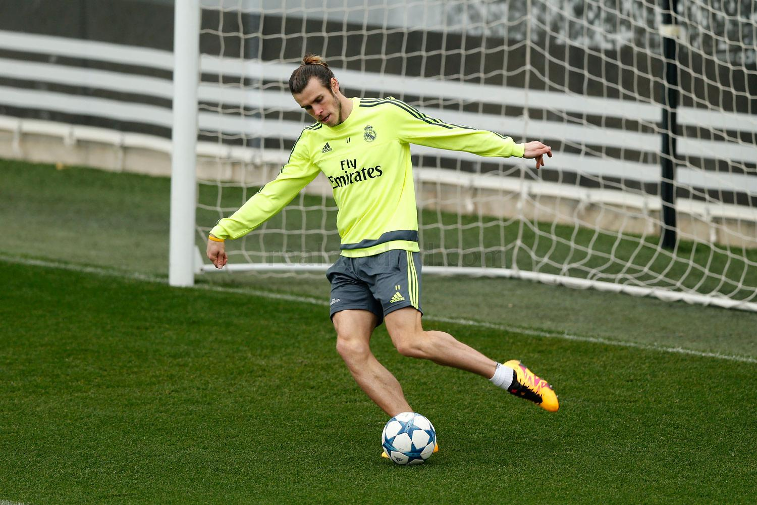 Real Madrid - Entrenamiento del Real Madrid - 28-01-2016