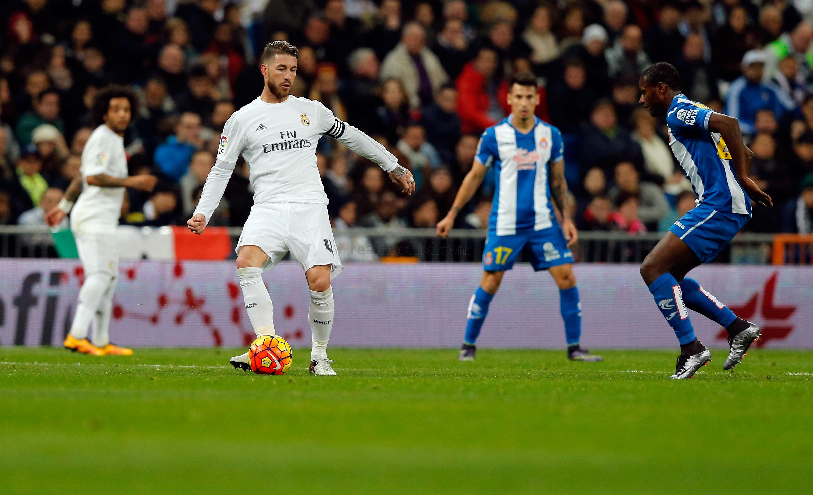 Real Madrid - Real Madrid - Espanyol - 31-01-2016