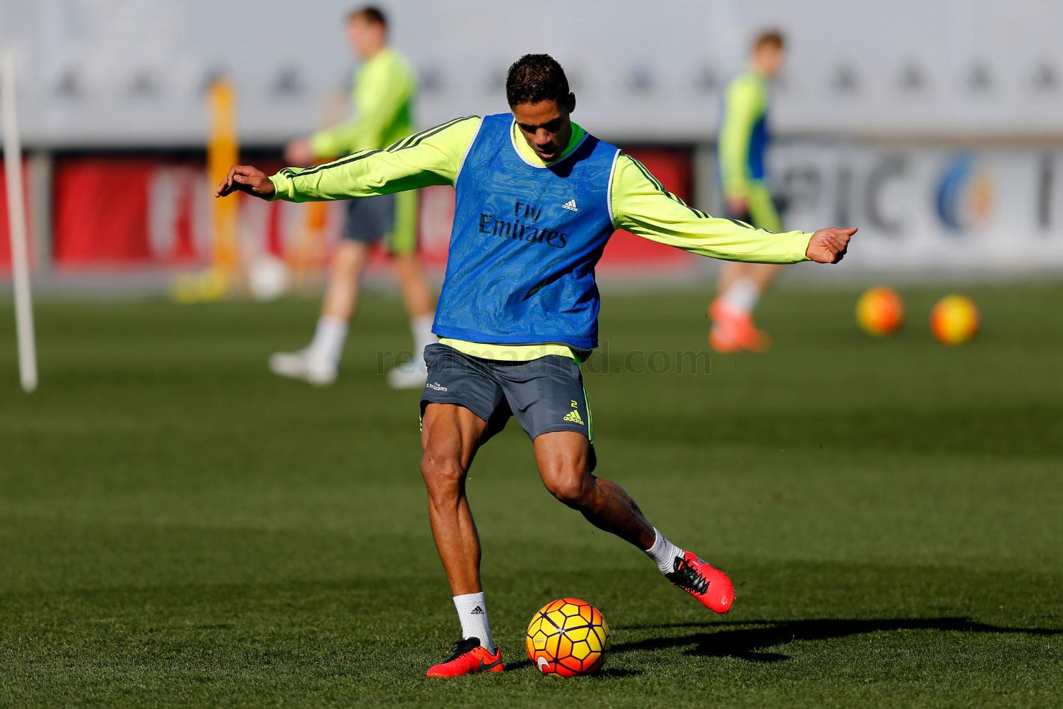 Real Madrid - Entrenamiento del Real Madrid - 04-02-2016