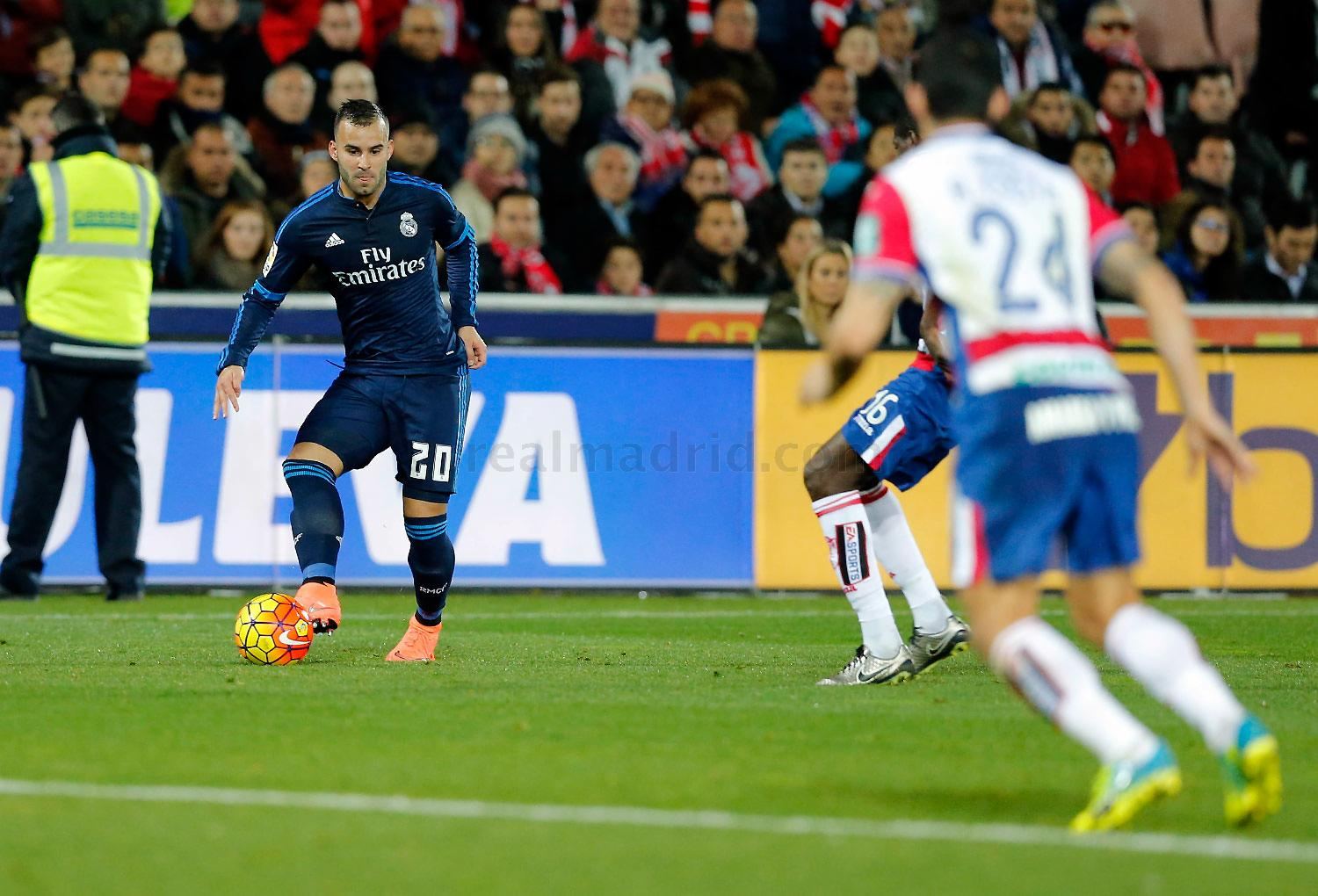 Real Madrid - Granada - Real Madrid - 07-02-2016