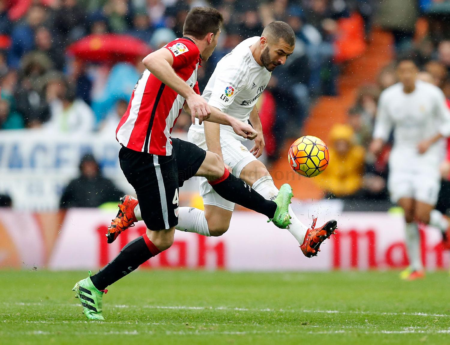 Real Madrid - Real Madrid - Athletic Club - 13-02-2016