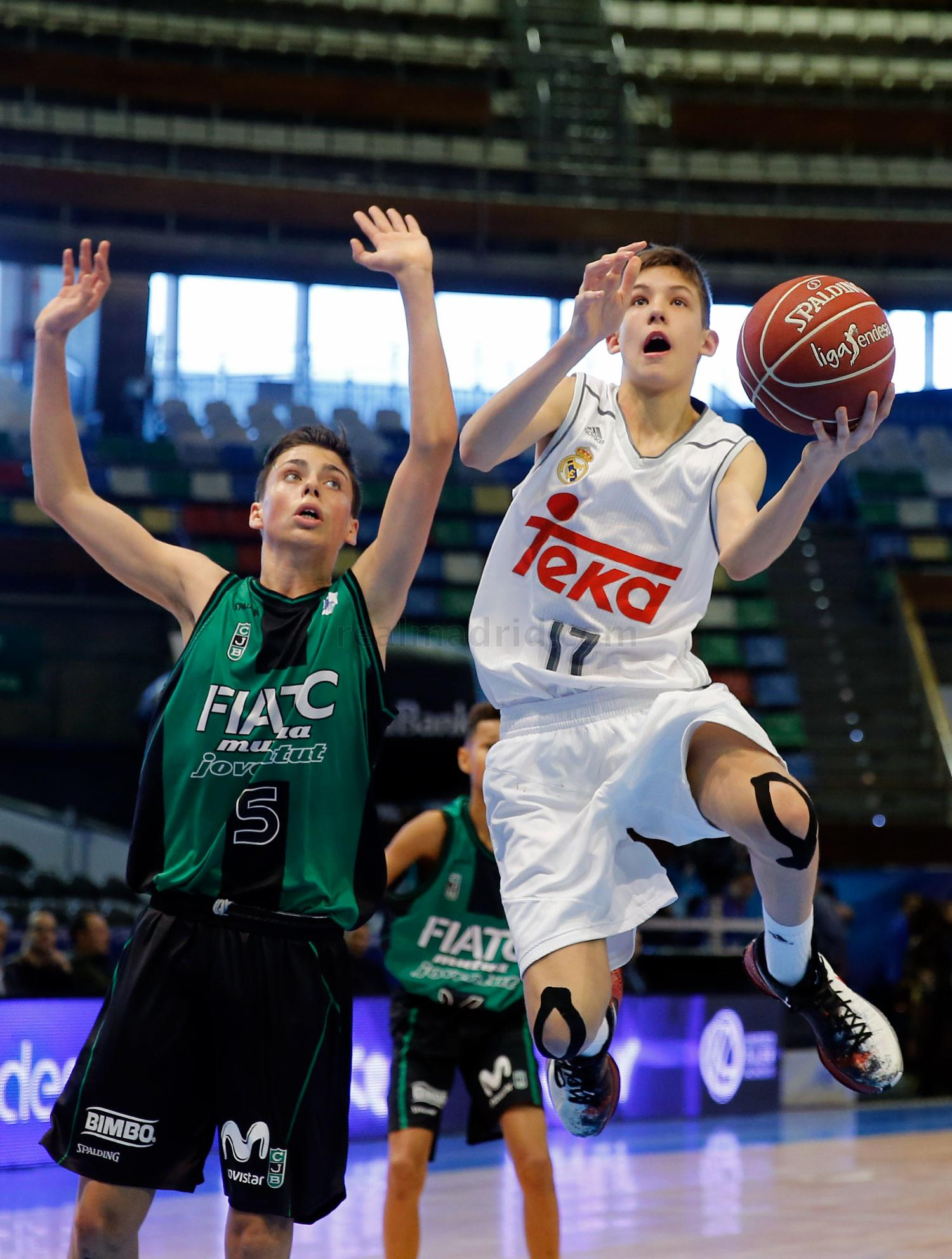 Real Madrid - Real Madrid - FIATC Joventut - 21-02-2016