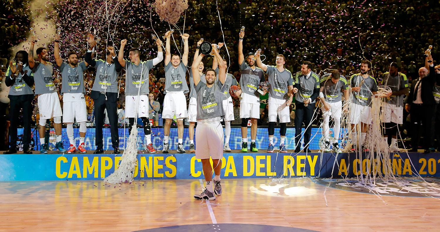 Real Madrid - Herbalife Gran Canaria - Real Madrid - 21-02-2016