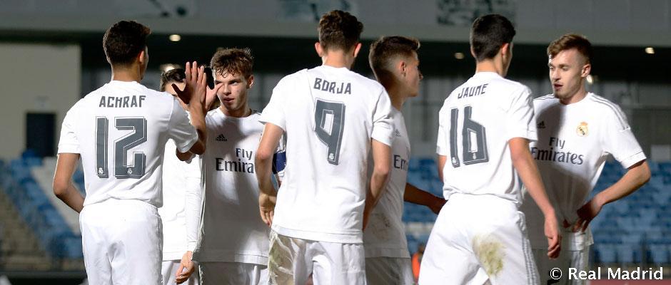 UEFA-ს ახალგაზრდული ლიგა.