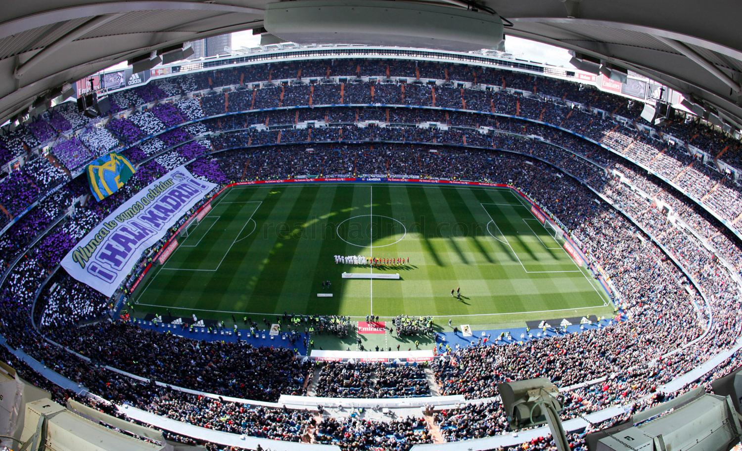 Real Madrid - Real Madrid - Atlético de Madrid - 27-02-2016