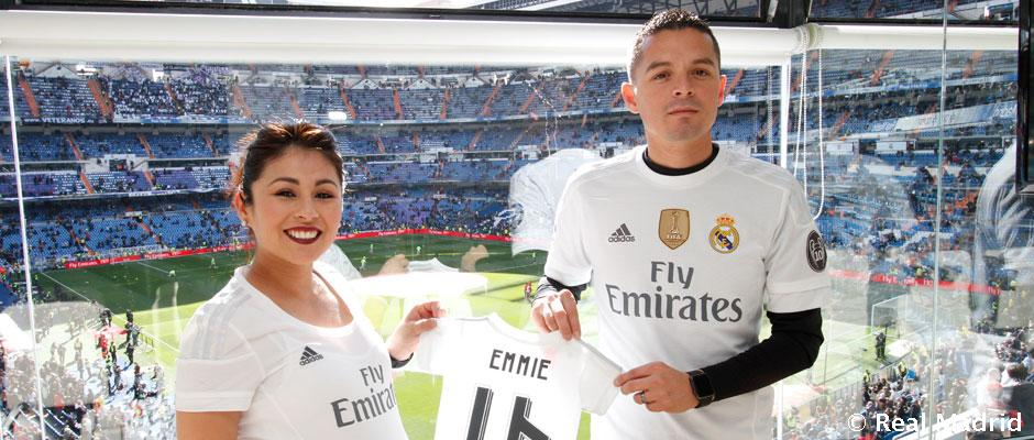 a6490ebba91 The winner of the International Madridista annual prize daw ...