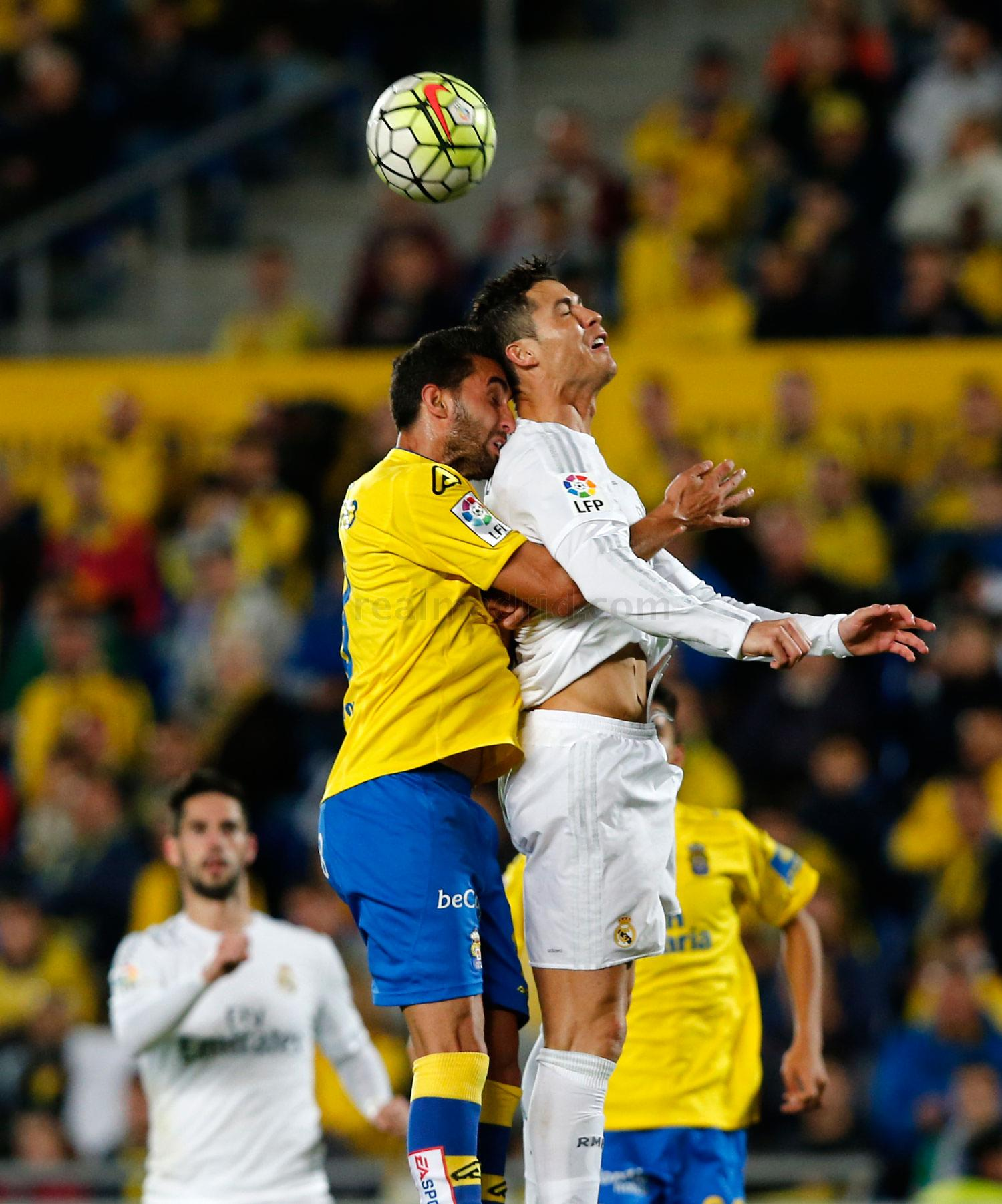 Real Madrid - Las Palmas - Real Madrid - 13-03-2016