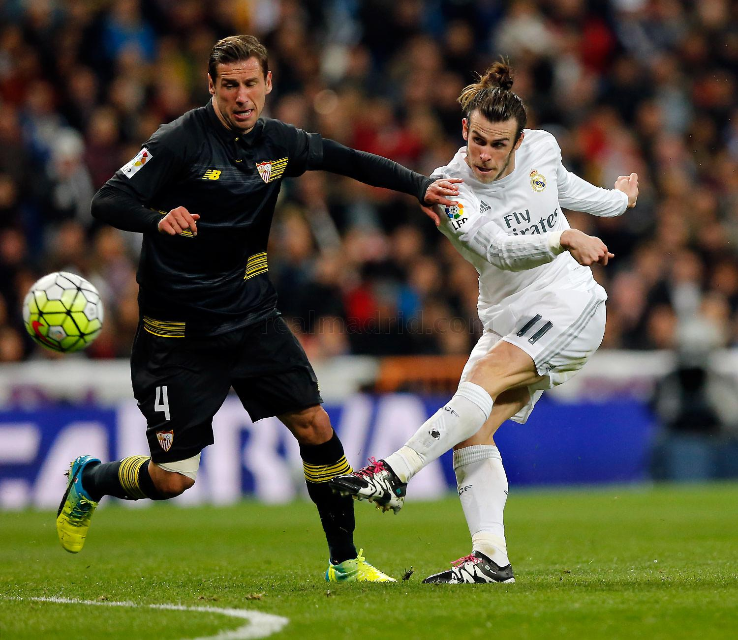 Real Madrid - Real Madrid - Sevilla - 20-03-2016