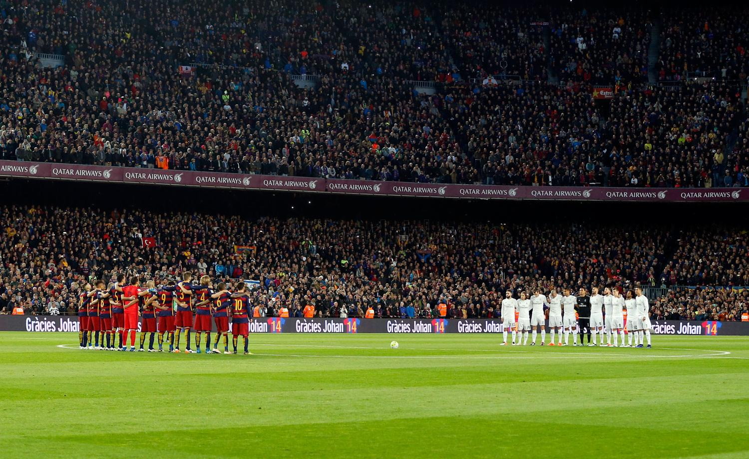 Real Madrid - Barcelona - Real Madrid - 02-04-2016