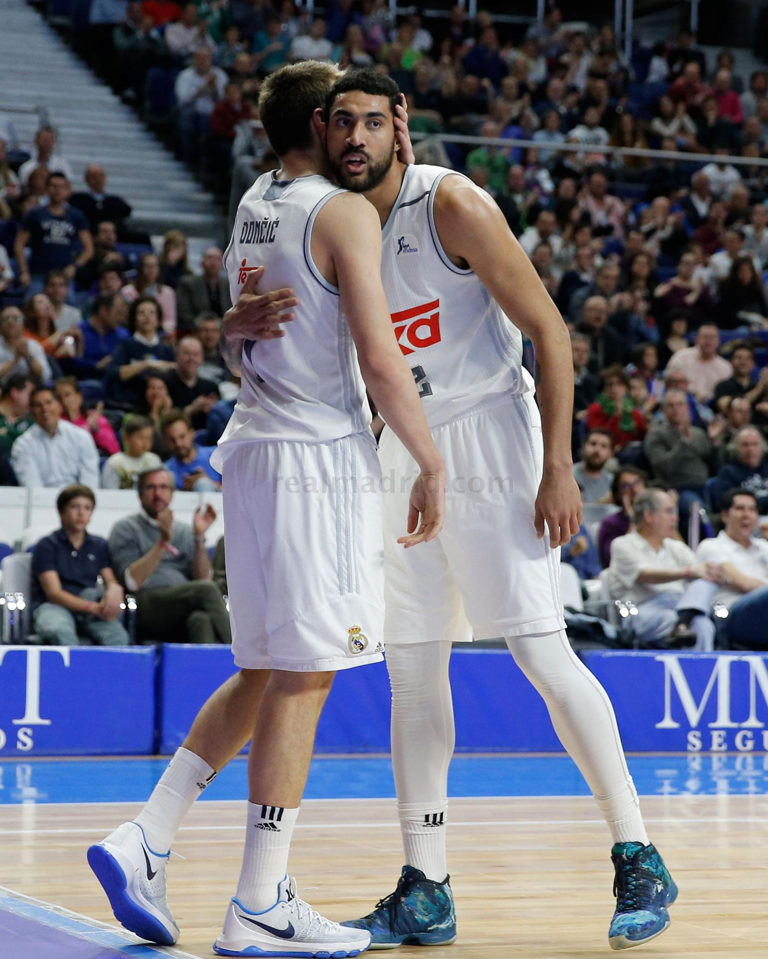 Real Madrid - Real Madrid - Dominion Bilbao Basket - 10-04-2016