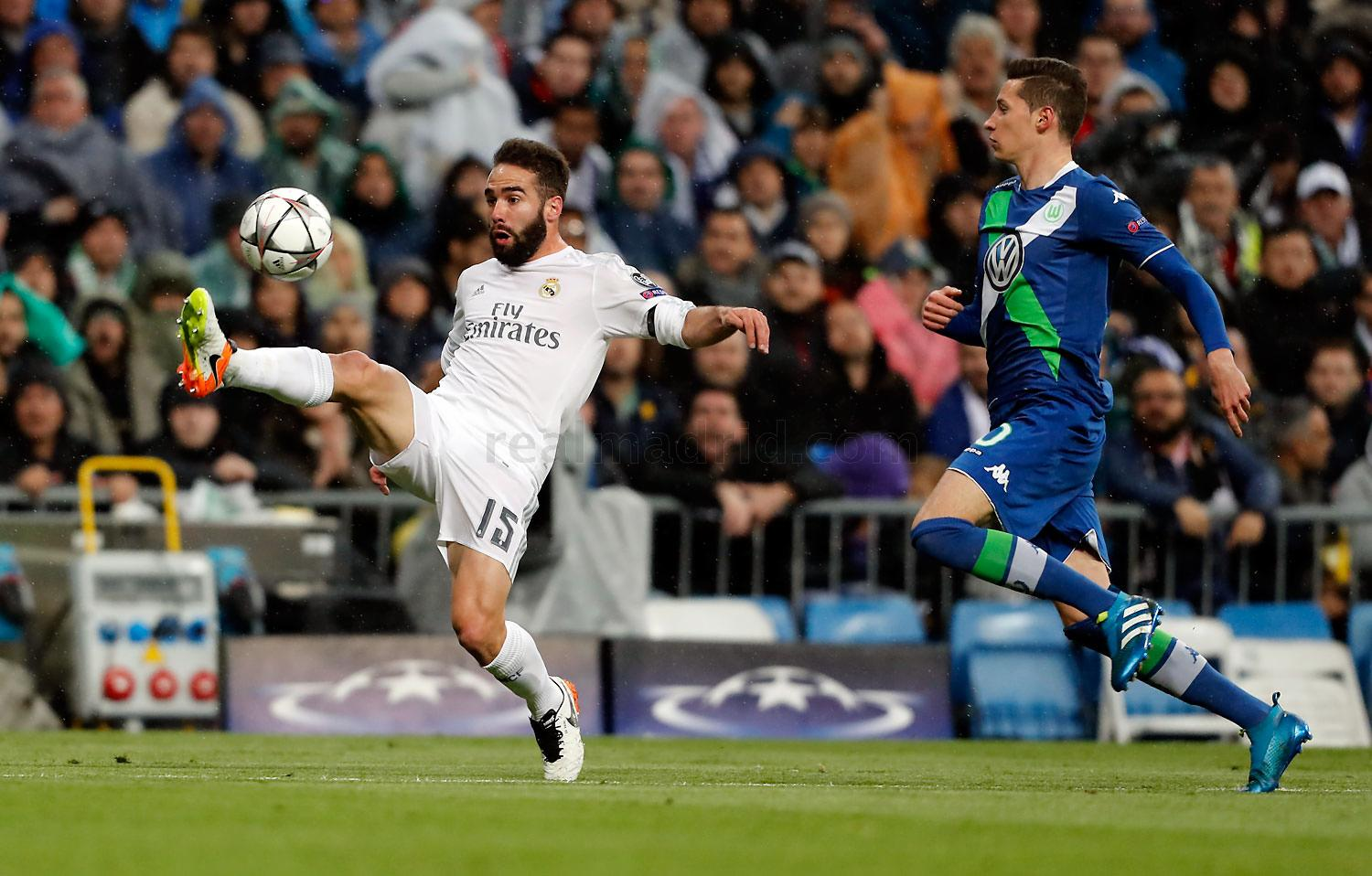 Real Madrid - Real Madrid - Wolfsburgo - 12-04-2016
