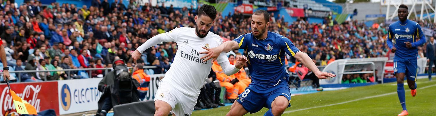Getafe - Real Madrid